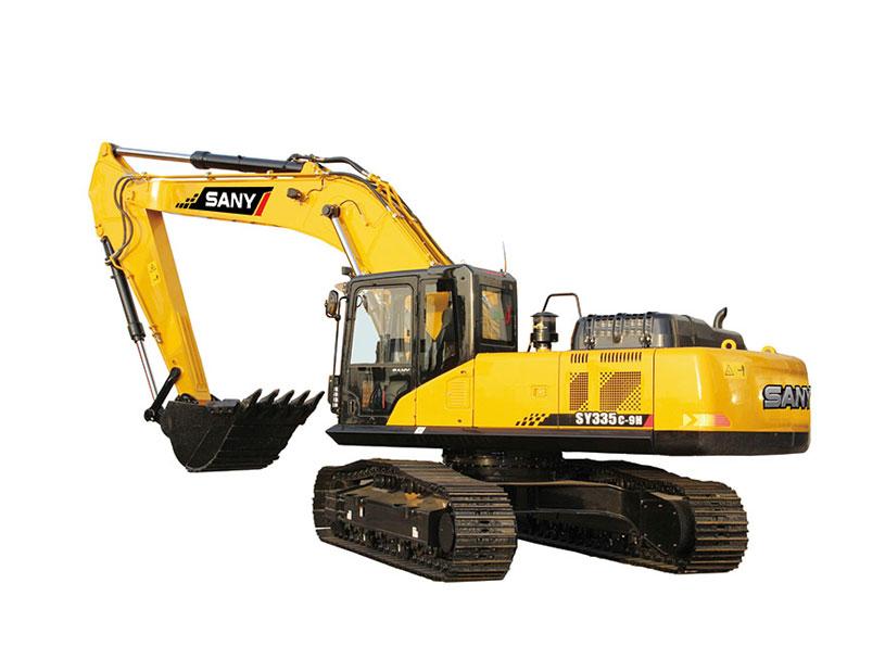 三一挖掘机 SY335C-9H